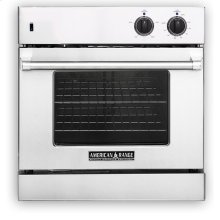 "30"" Legacy Chef Door Single Deck Wall Oven - Gas or Electric"
