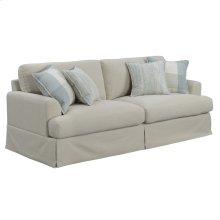 Sofa W/4 Accent Pillows-tan #hrw1651-5