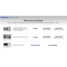 Deluxe Genius® Inverter® Over-the-Range Microwave