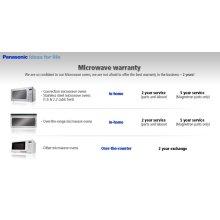Deluxe Genius® Inverter® Over-the-Range Microwave