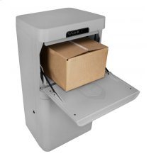 Parcel Guard: The Smart Mailbox (Grey)
