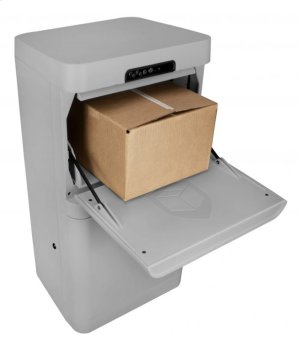 Parcel Guard: The Smart Mailbox (Grey) Product Image