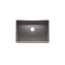 "UrbanEdge® 003674 - undermount stainless steel Utility sink , 24"" × 16"" × 12"""