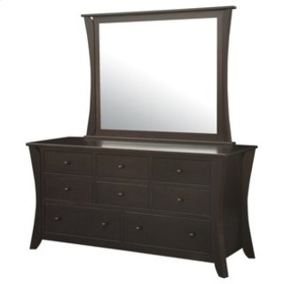"Chandler 8 Drawer 66"" Dresser"