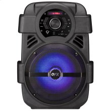 "8"" Rechargeable Party Speaker"