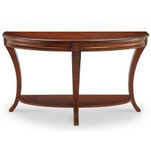 Demilune Sofa Table