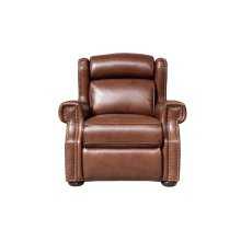 Benwick Chocolate Recliner