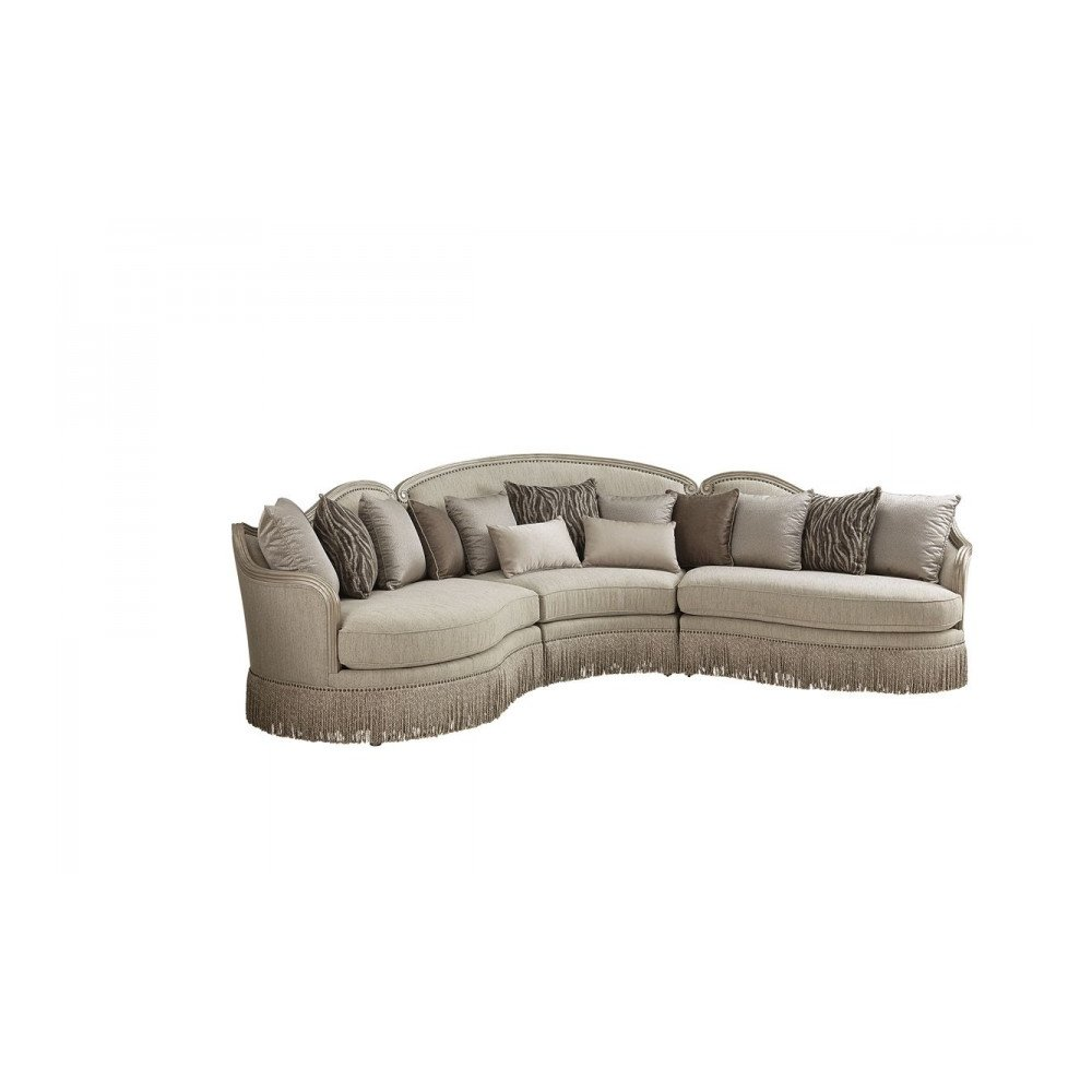 Giovanna Smoke Sectional