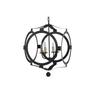 Clancy Chandelier - Bronze