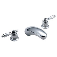 Symmons Origins® Two Handle Widespread Lavatory Faucet - Polished Chrome