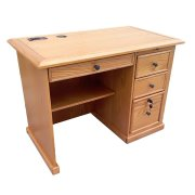 "42"" Flat Top Desk Product Image"