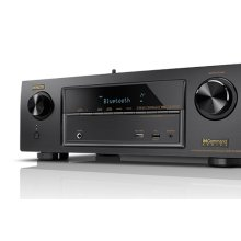 7.2 Channel Full 4K Ultra HD A/V Receiver with Bluetooth and WIFI