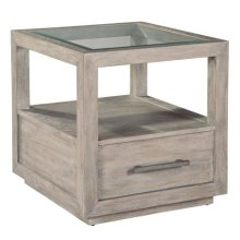 Berkeley Heights End Table with Drawer