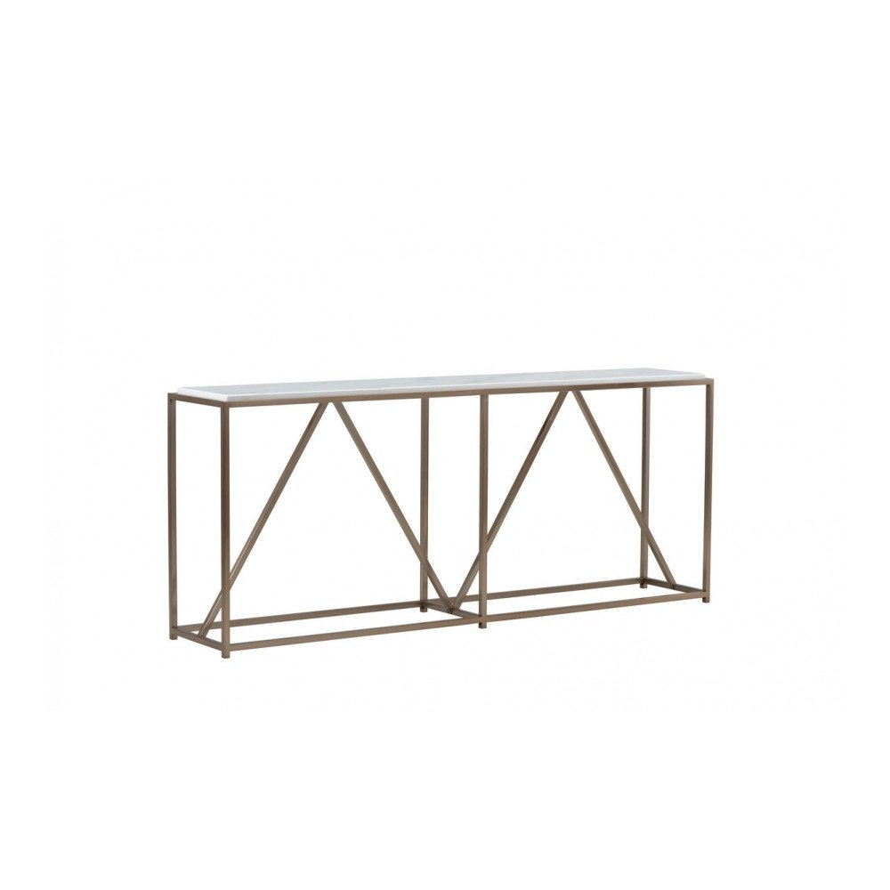 Epicenters 33127 Goldman Console Table