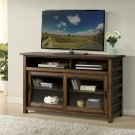 Perspectives - 54-inch TV Console - Brushed Acacia Finish Product Image