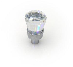 Knob 20mm Swarovski Crystal/bright Chrome Product Image
