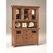 Rustic Mission China Hutch