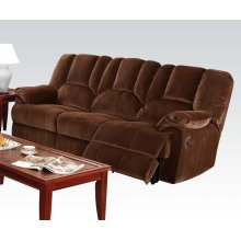Sofa w/Power Motion