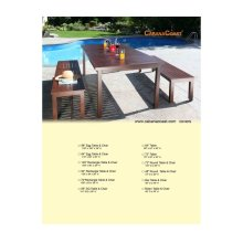 Patio Furniture Covers : Table & Chair