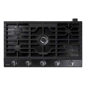 """36"""" Gas Cooktop with 22K BTU Dual Power Burner (2016) Product Image"""
