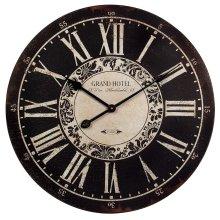 Hotel Wall Clock