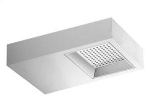SANGHA Rain shower wall-mounted - chrome Product Image