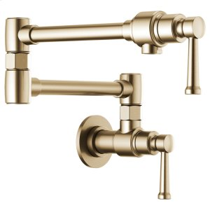 Artesso® Wall Mount Pot Filler Faucet Product Image