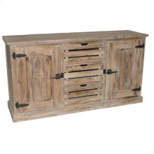 Pine 2-Door Buffet