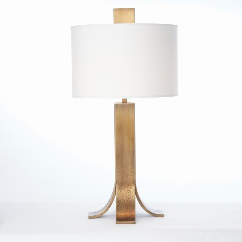 Everest Lamp-Antique Brass