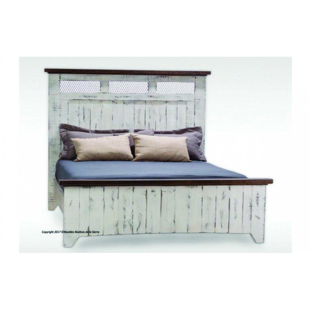 Casa Blanca Queen Bed
