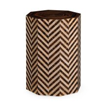 Herringbone Stool