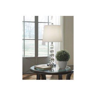 Crystal Table Lamp (2/CN)