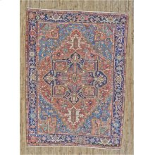 "SERAPI 000033245 IN RUST BLUE 9'-4"" x 12'-9"""