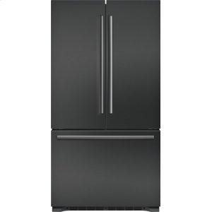 800 Series French Door Bottom Mount Refrigerator Black Product Image