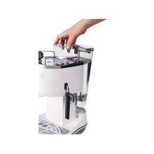 Icona Manual Espresso Machine - White ECO310W