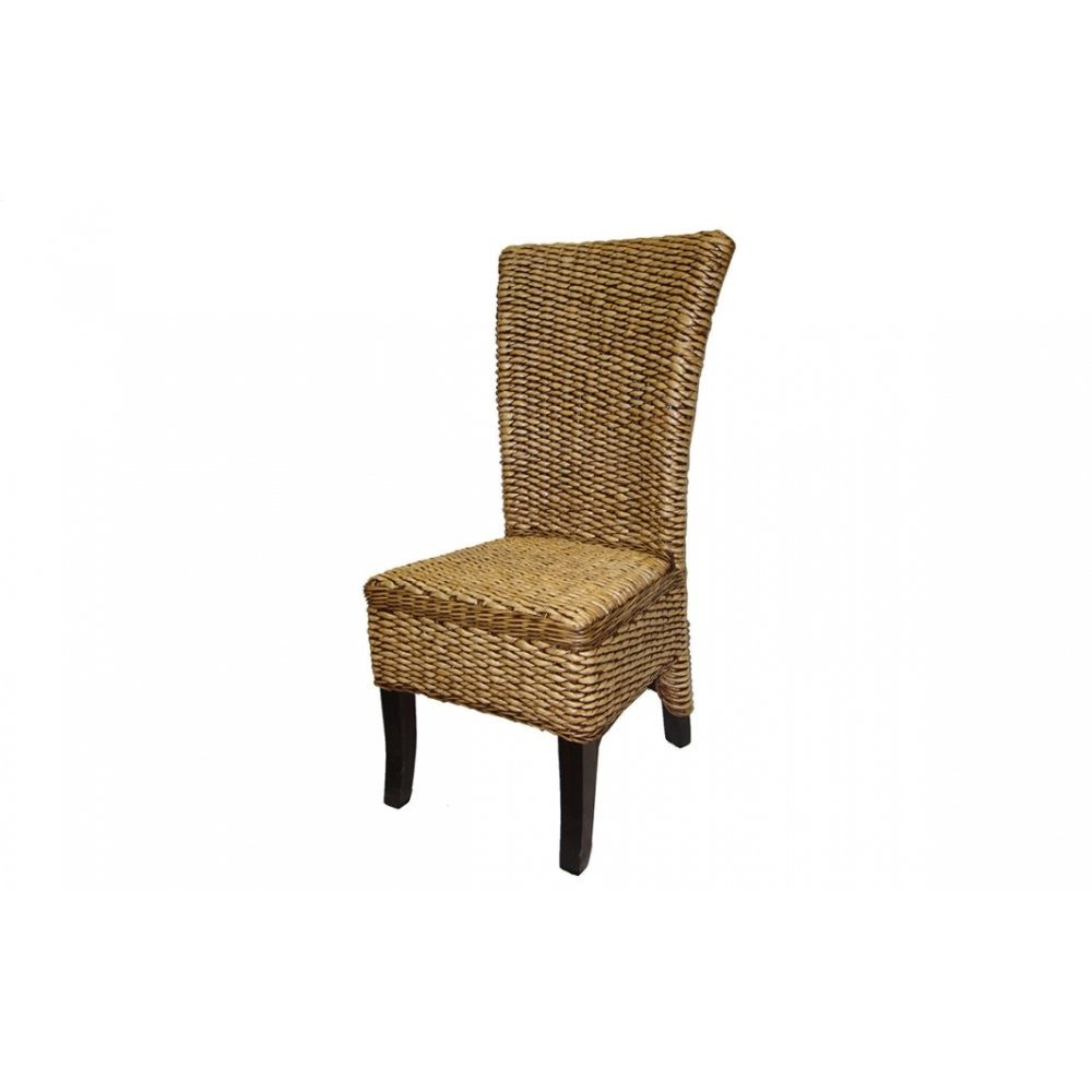 Rattan Banana Chair