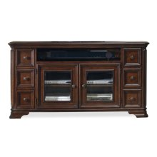 Haddon Hall Entertainment Console 64 in