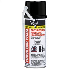 12 oz. DAP® Polyurethane Fireblock Foam Sealant, Orange, Carton of 9