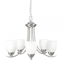 Mirror Lake Collection Five Lights Chandelier Inca