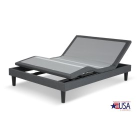 S-Cape 2.0 Furniture Style Adjustable Bed Base Split King