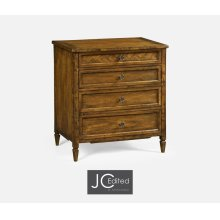 Small Chest of Drawers in Country Walnut