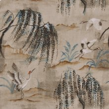 Tancho Beige Fabric