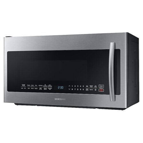 2.1 cu. ft. Over-the-Range Microwave with PowerGrill in Fingerprint Resistant Stainless Steel