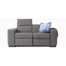 James Loveseat (041-042; Wood legs - Charcoal 74)