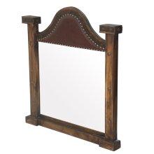 Laguna Leather Dresser Mirror