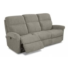 Davis Fabric Power Reclining Sofa