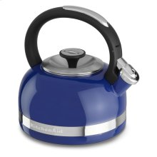 2.0-Quart Kettle with Full Handle and Trim Band - Doulton Blue
