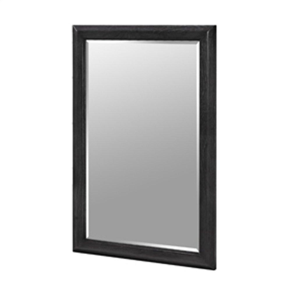 "Charlottesville 24"" Mirror - Vintage Black"