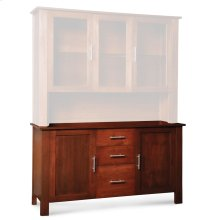 East Village Hutch Base, 62""