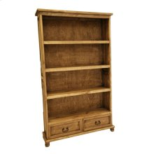 Bookcase W/2 Drawers